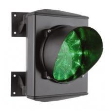 Verkeerslicht met Gloeilamp Groen 230V/70W (STAGG) Knipperlampen en Verkeerslichten by www.svn-systems.be