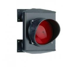 Verkeerslicht met Led Rood 24V DC (STARL) Knipperlampen en Verkeerslichten by www.svn-systems.be
