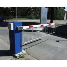 Vouwbare onderkruipbeveiliging (AUTAGRAST) Algemene Toebehoren by www.svn-systems.be