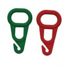 Snelontgrendelen Handvaten Rood/Groen