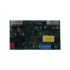 Voertuigdetector voor 2 Lussen met Rijrichtingherkenning (FETSTSVEK2) 230V/400 Vac Frequentiesturing by www.svn-systems.be