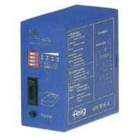 Voertuigdetector 230V voor de aansluiting van één detectielus