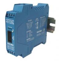 Voertuigdetector 12-24VDC voor de aansluiting van 4 detectielussen