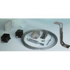 Inductief overdraagsysteem voor Meerijdende Beveiligingsstrips (SECI71) Beveiligingsstrips Signaaloverdracht by www.svn-systems.be