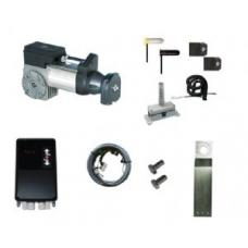 S140 Aandrijving voor Industriële Sectionale Poort kit (SECKS14020DTM) Met Eindschakelaar by www.svn-systems.be