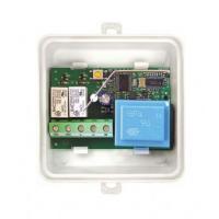 Ontvanger 2 kanalen in Behuizing IP54 230V