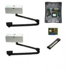 ARM Knikarm Kit voor 2 vleugels tot 3000mm (brede palen) (TCKARM90V2B) Telcoma Kits by www.svn-systems.be