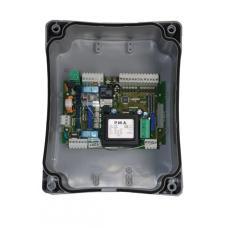 Stuurkast Universeel met Encoder voor 2 Vleugelpoorten 230V