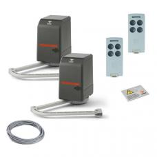 Bl 1920 Kit 2X Knikarmmotoren +Prg 230Vac (BLCA600-A) Cardin Kits by www.svn-systems.be