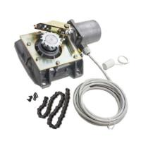 Hl 1824 Ondergr. Motor 180° 24Vdc + Encoder