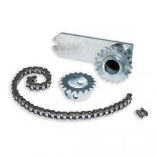 Telcoma Mole Hlmole24-Hlmole230 Kit Opening 360° Met Ketting