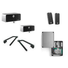 Condor 500 Kit 230V Met 2 Zenders (104413) Comunello Kits by www.svn-systems.be