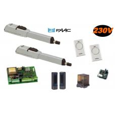 Master kit 230V Integral 415 (1044153) Faac Kits by www.svn-systems.be