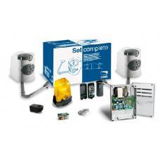 Kit voor twee vleugels tot max 2300mm per vleugel (001U1868) Came Kits by www.svn-systems.be