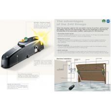 001U5076B voor poortbreedte tot 3000mm KIT (001U5076B) Came Kits by www.svn-systems.be
