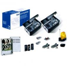 FROG KIT voor twee vleugels tot max 3500mm per vleugel (FROG-A) Came Kits by www.svn-systems.be