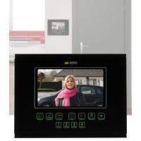 Vision kleuren videofoon met uitgebreide binnenpost