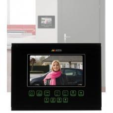 Vision kleuren videofoon met uitgebreide binnenpost (FP007-X) 4 Draads by www.svn-systems.be