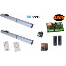 Faac 400 Intergral Kit (12204970089) Faac Kits by www.svn-systems.be