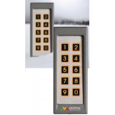 Codeklavier/Keypad vandaalbestendig Cifero KP10 (CIFERO KP10) Codeklavieren by www.svn-systems.be